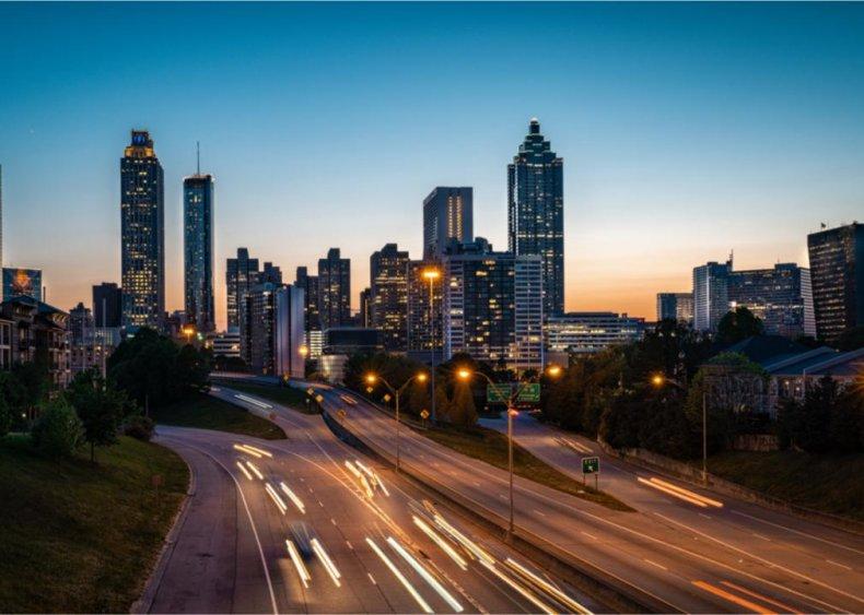 2018: Atlanta city services hack