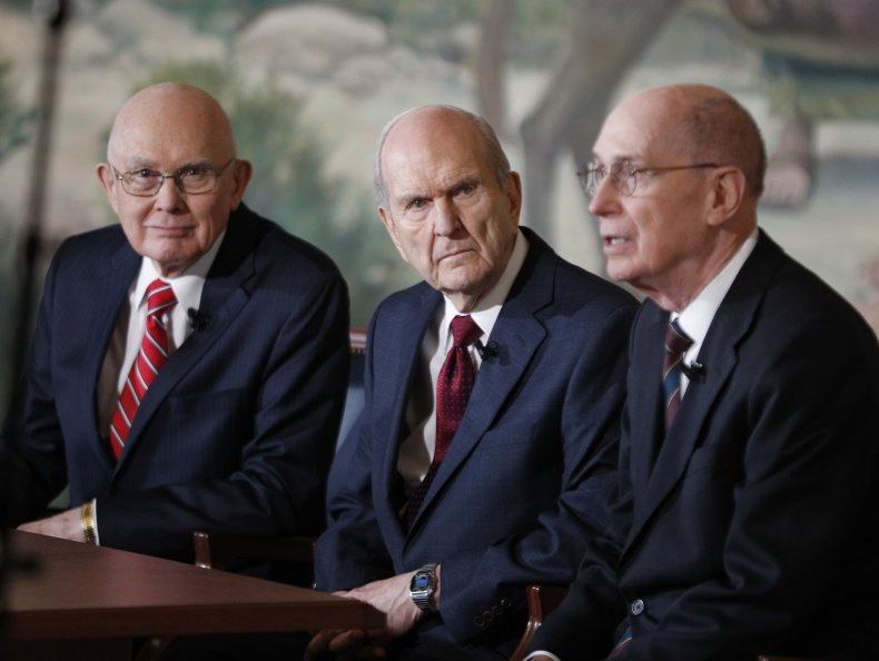 Russell M. Nelson Named President Of Mormon