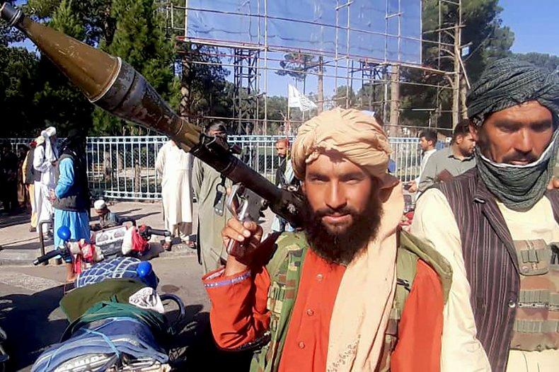 McConnell Biden Afghanistan airstrikes Taliban Kabul terrorism