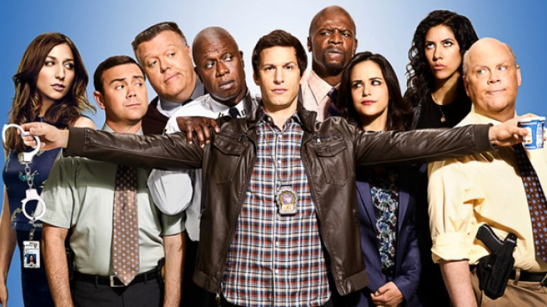 Brooklyn Nine-Nine cast picture