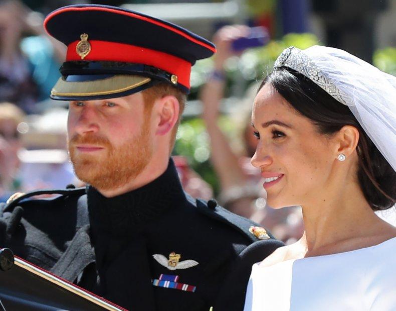 Meghan Markle and Harry's Wedding