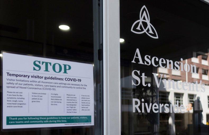 Ascension St. Vincent's Riverside Hospital