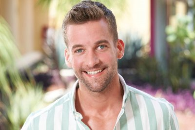 Connor from Bachelor in Paradise season 7
