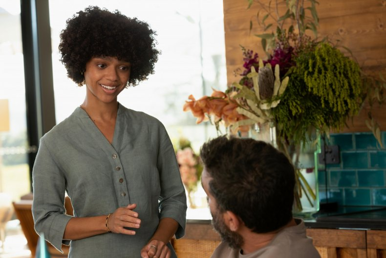 Tiffany Boone in Nine Perfect Strangers
