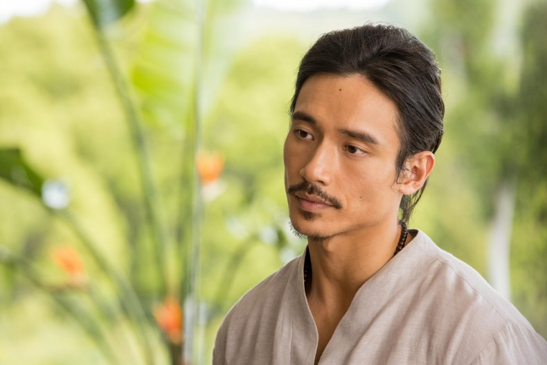 Manny Jacinto in Nine Perfect Strangers