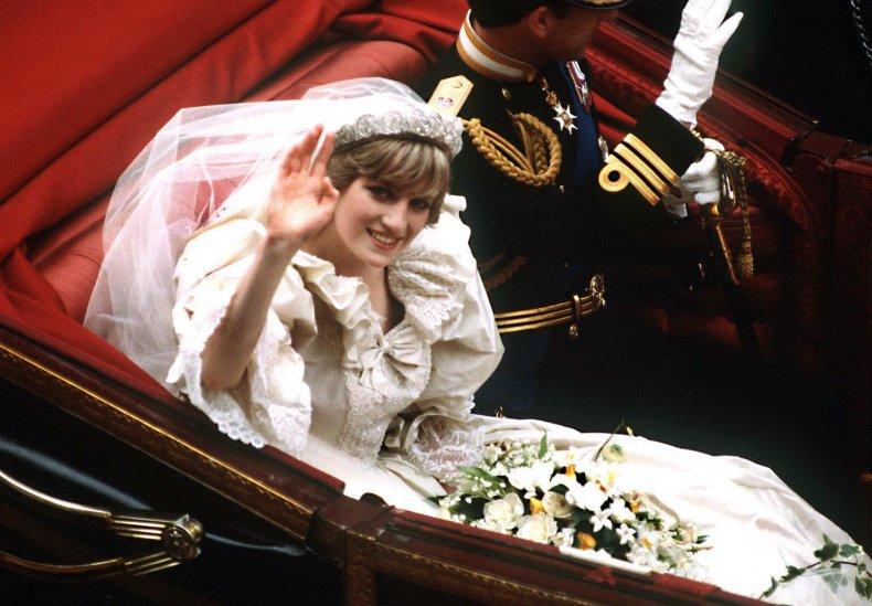 Princess Diana in Spencer Tiara