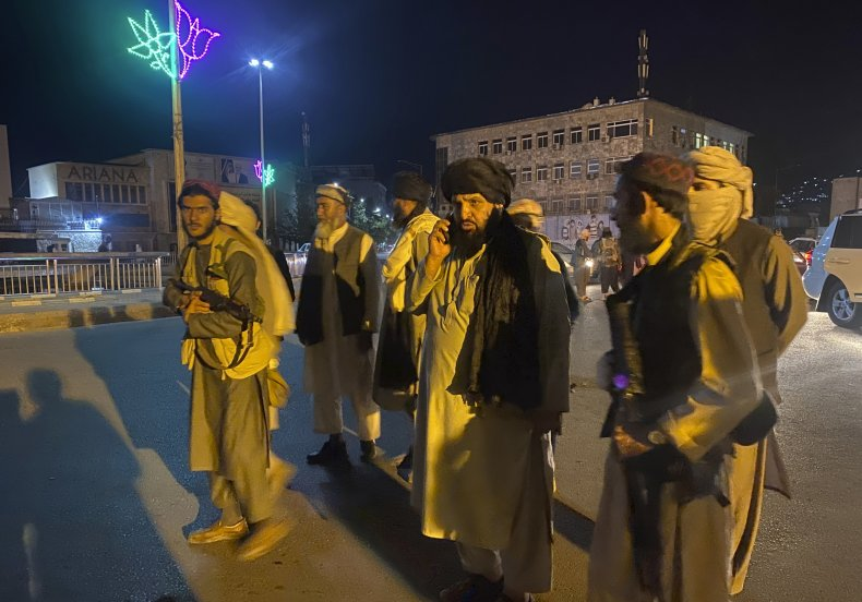 Taliban Agrees to Kabul Airport Terms