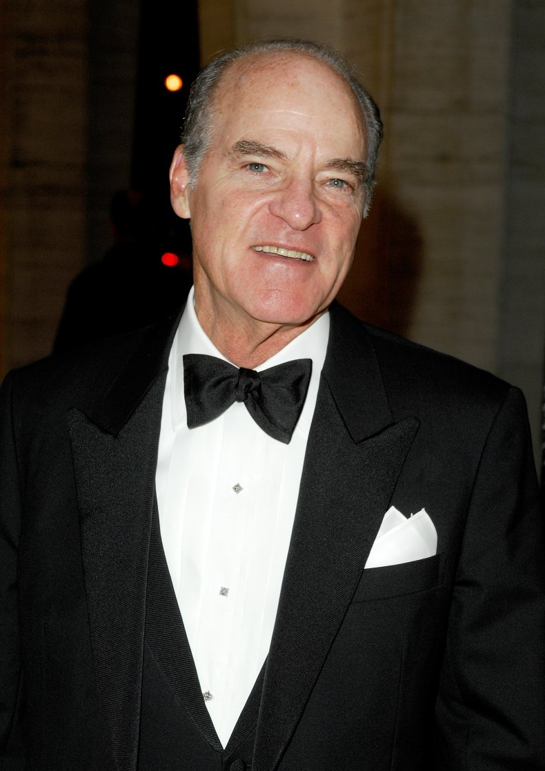 Henry Kravis at Avery Fisher Hall