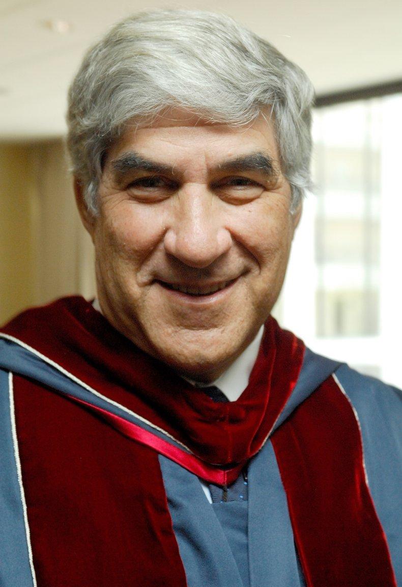 Bruce Kovner at Juilliard Commencement Ceremony