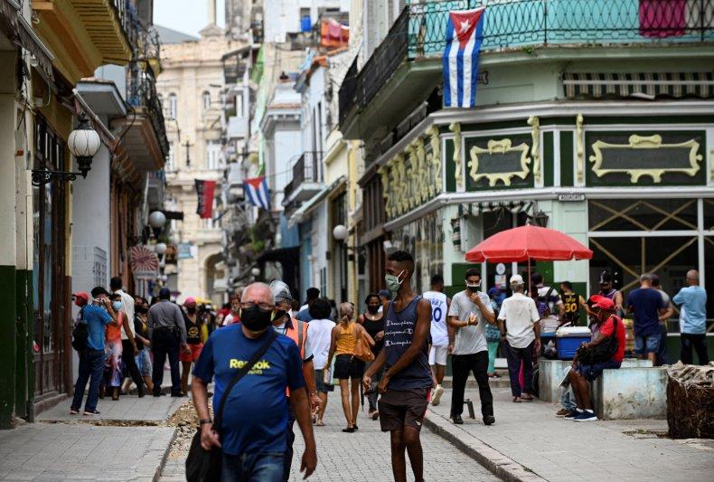 Havana, Cuba, daily, life, pandemic