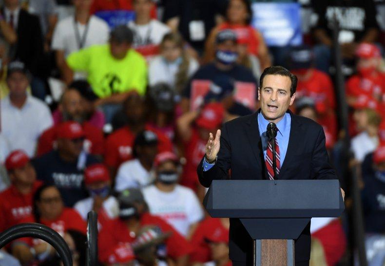 U.S. Senate Candidate Adam Laxalt