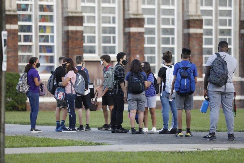 Hillsborough County Public Schools student quarantine