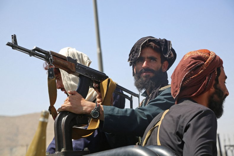 Taliban, fighters, Kabul, victory