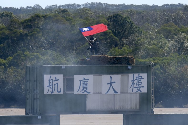 Taiwan Official Vows Loyal Defense Amid Doubt