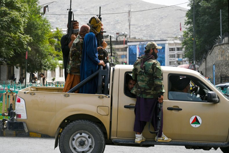 Taliban Takes Over Afghanistan Capital Kabul