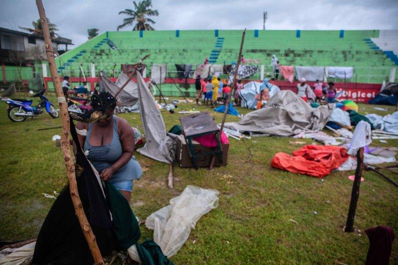 Haiti Tropical Storm Grace