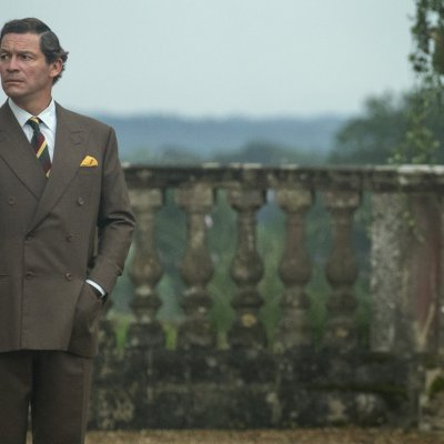Dominic West Prince Charles