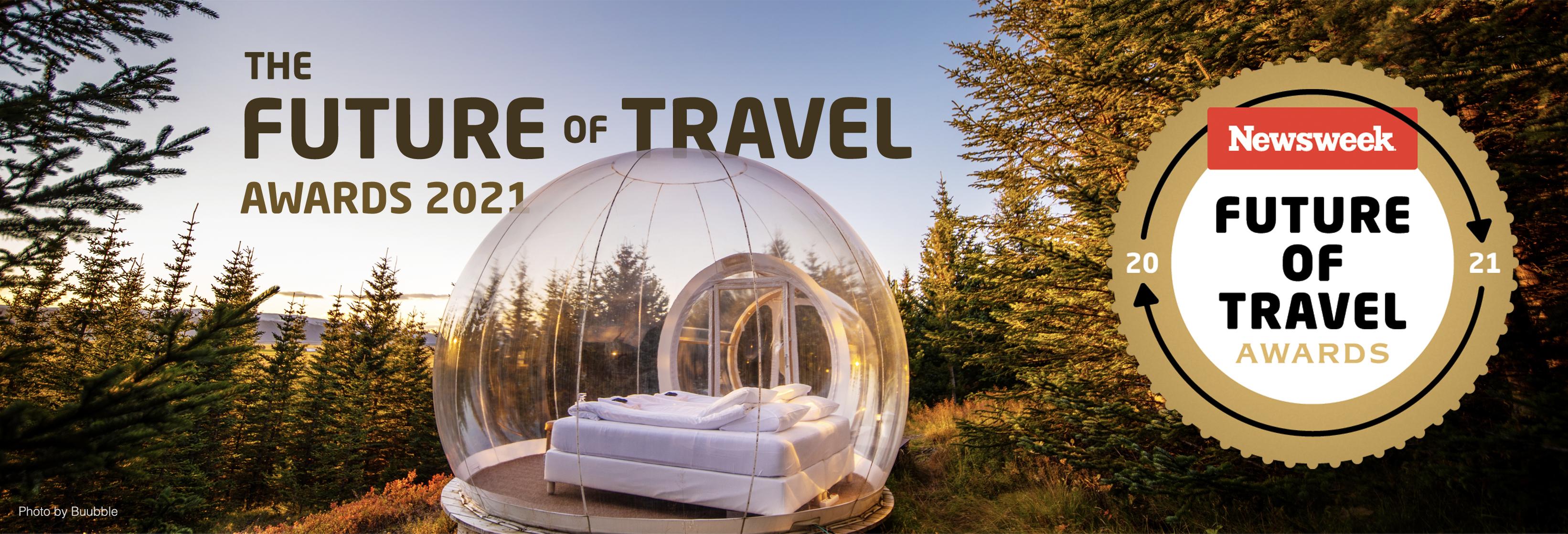 Future of Travel Awards 2021 Bubble 2
