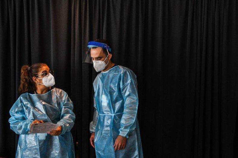 Florida Hospital Critical Shortage Coronavirus Delta