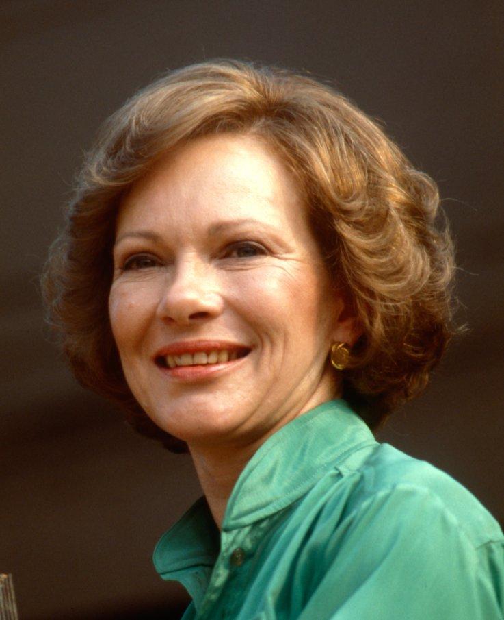 Rosalynn Carter 1979