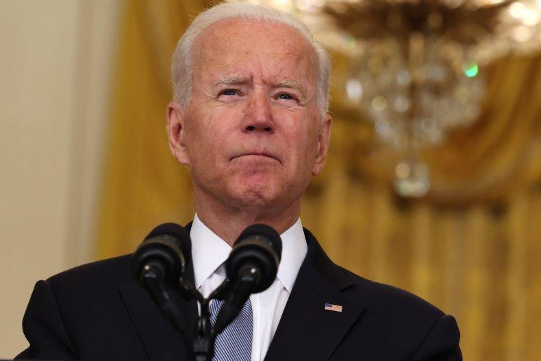 Joe Biden Democrats Republicans Afghanistan Criticism Congress