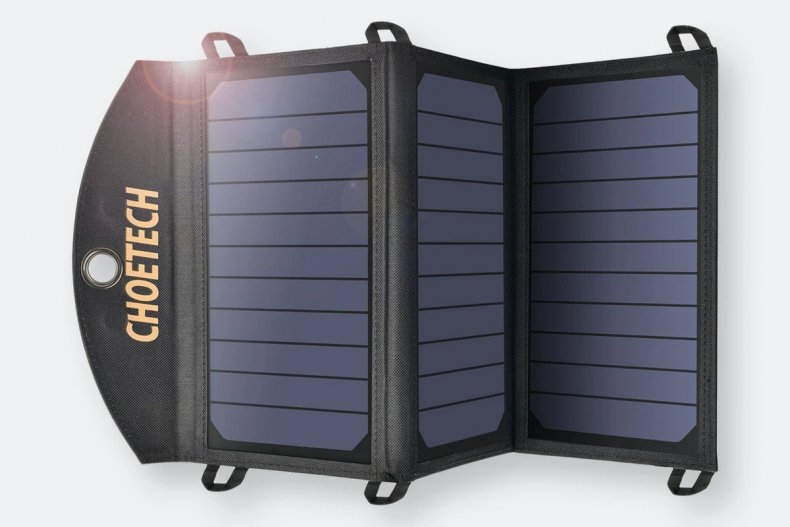 19W Solar Phone Charger