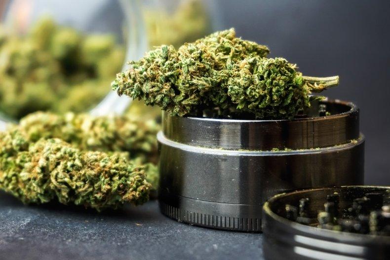 File photo of cannabis.