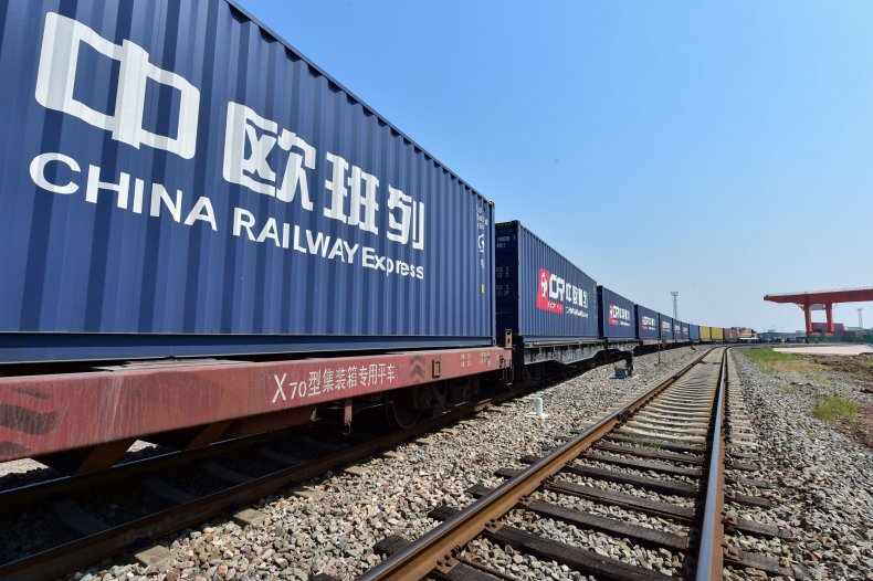 China Cuts Freight Link With Lithuania: Report