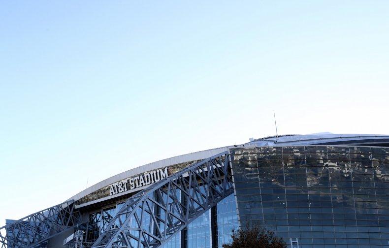 the at&t stadium