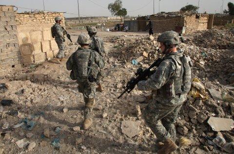 U.S. surge in Iraq