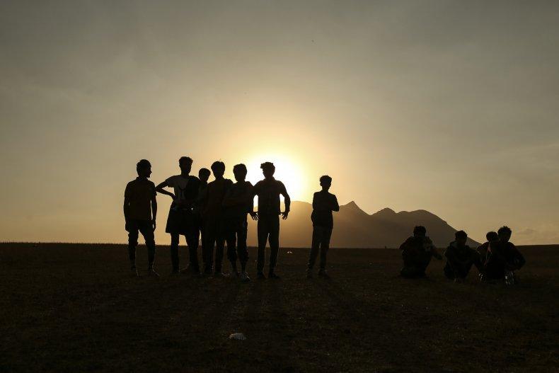 Afghan Migrants