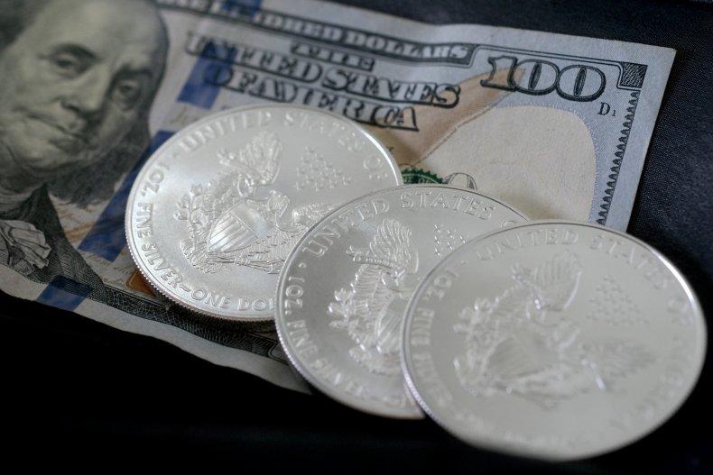 U.S. money is pictured.