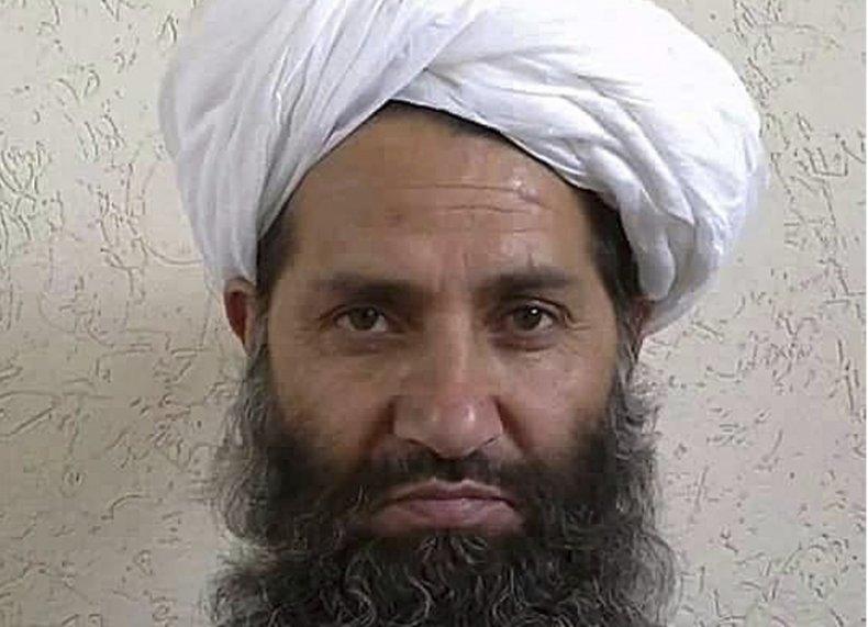 Taliban Leader Haibatullah Akhundzada Photographed