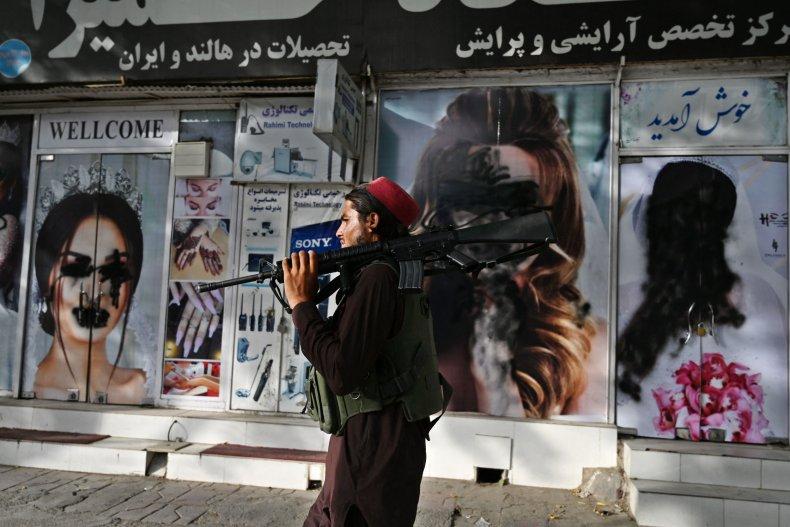 azra jafari afghanistan taliban