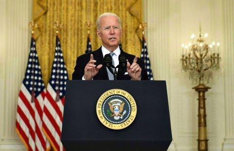 Biden Afghan address