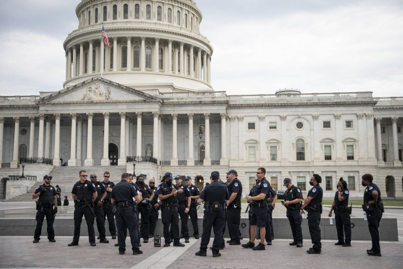 D.C. Police Nervous Over Sept 18 Rally