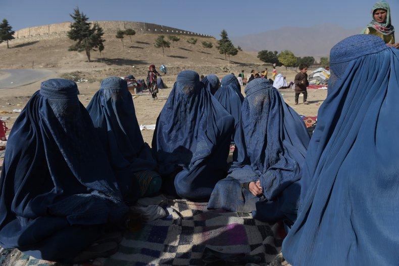 TOPSHOT-AFGHANISTAN-UNREST-REFUGEES