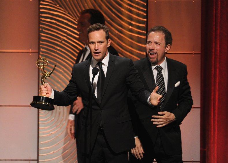 Mike Richards Emmy Awards