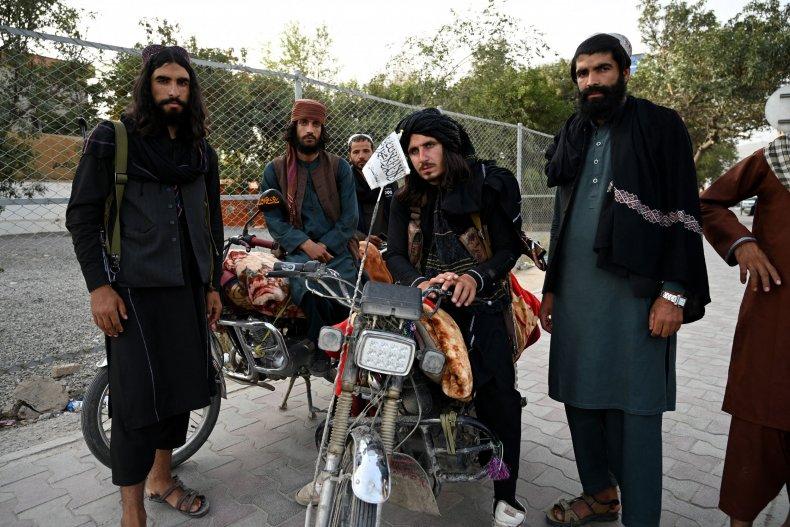 Taliban takes over Afghanistan, Pentagon latest