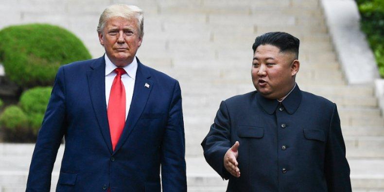 donald trump north korea nuclear war