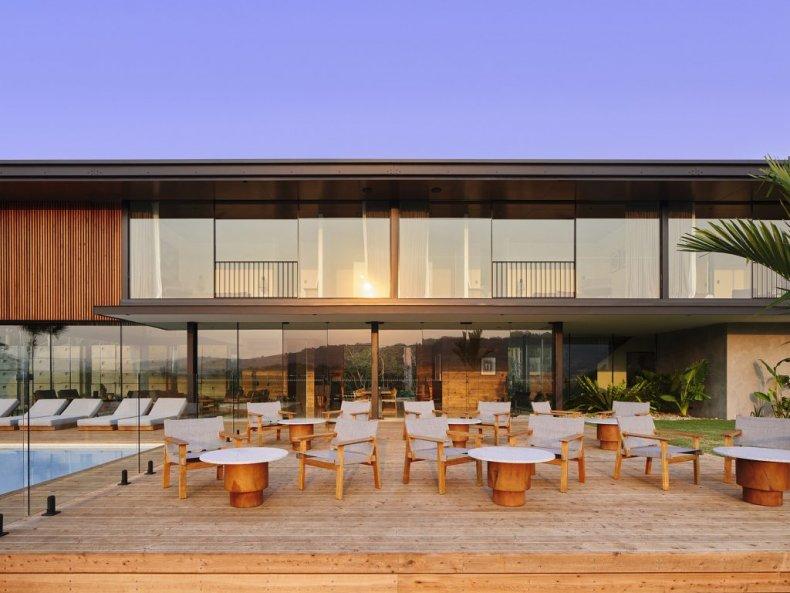 SOMA Resort in Nine Perfect Strangers