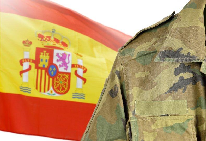 Spain Military