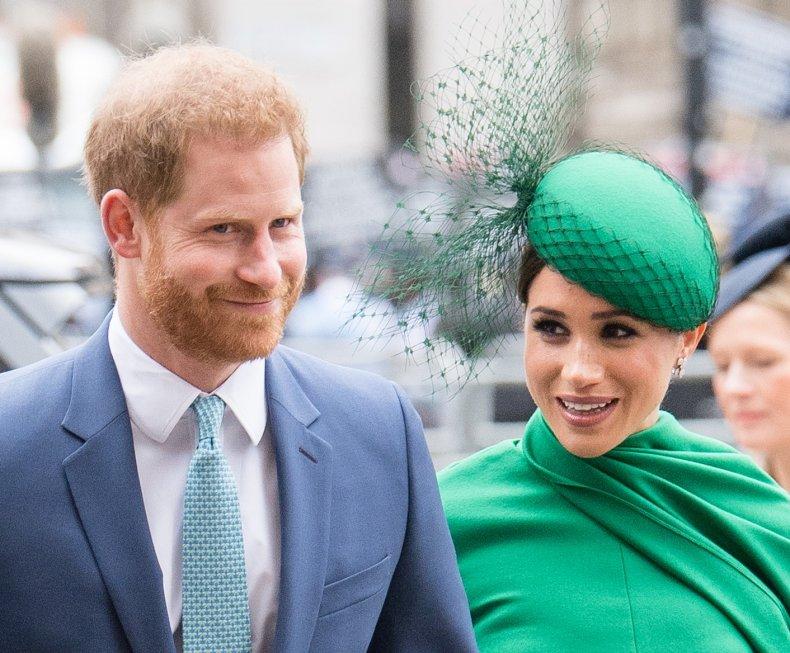 Prince Harry, Meghan Markle's Last Royal Job
