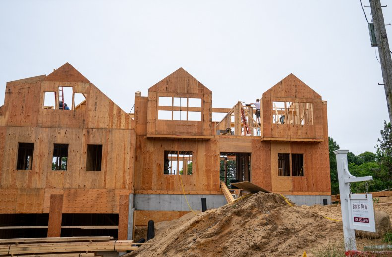 House construction Massachusetts