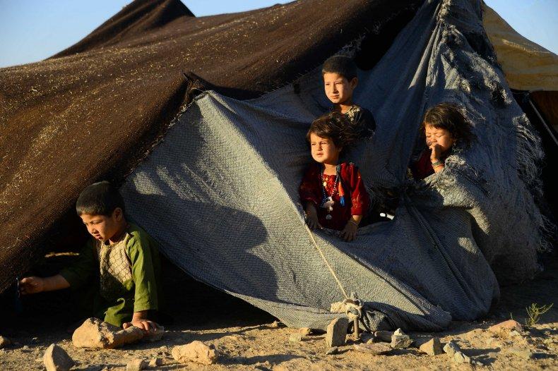 DOUNIAMAG-AFGHANISTAN-DROUGHT-UNREST