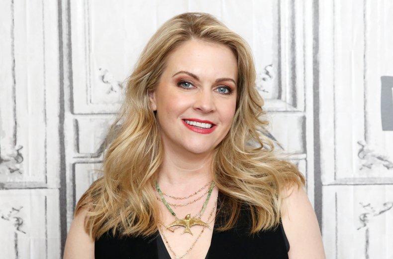 Melissa Joan Hart COVID-19
