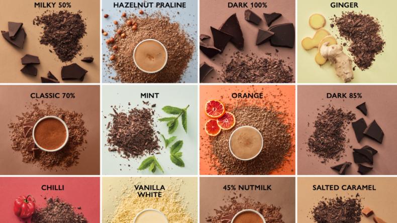Hotel Chocolat Velvetiser Makes Chilled Chocolate