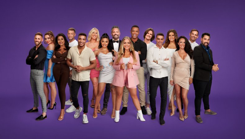 Married at first sight UK line up