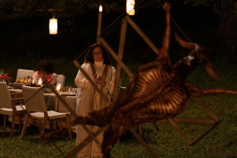 Melissa McCarthy episode 3 Nine Perfect Strangers