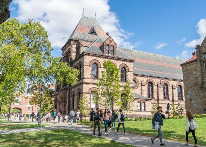 #9. Brown University (Providence, Rhode Island)